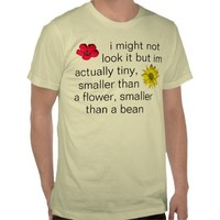 small shirt from Zazzle.com
