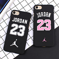 """Basketball Chicago Bulls No.23 Jordan PC Cover Case For iPhone 7 5 5s SE 6 6S 4.7"""" 6 7 plus 5.5"""" Jumpman Sports Phone Cases"""