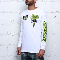 Thriller L/S Jersey Tee Military Green