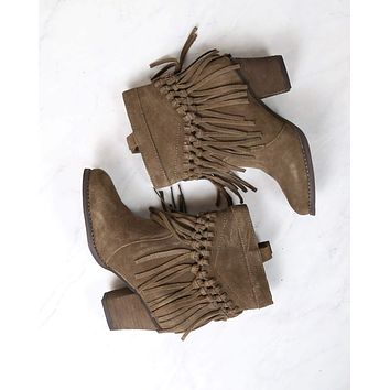 Sbicca - Sound Fringe Bootie in More Colors