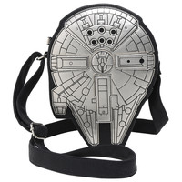 Loungefly Star Wars Millenium Falcon Crossbody Bag