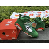 Air Jordan 6 Retro Gatorade - Green