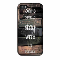 Harry Potter Old Books iPhone 5s Case
