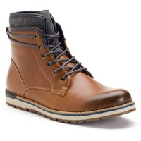SONOMA life + style Men's Lace-Up Boots