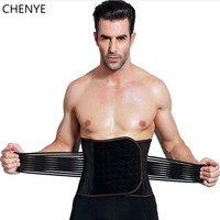 Men Health  belt Body Shaper shapewear Waist Male steel bone Belly Band Slimming Corset Waist Trainer Cincher Slim Body Shaper