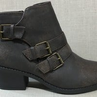 Forever - Brown Ankle Boot