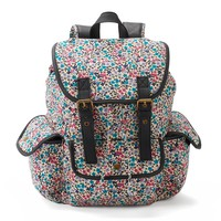 Candie's Anna Ditsy Floral Backpack (Pink)