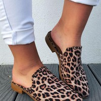 Walk All Over You Mules: Cheetah