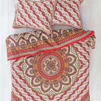 Magical Thinking Pyaar Medallion Duvet Cover
