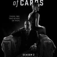 House Of Cards Movie Poster 11Inx17In poster