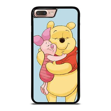 WINNIE THE POOH AND PIGLET iPhone 8 Plus Case Cover