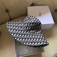 Dior Women Fashion Casual Hat Cap-1