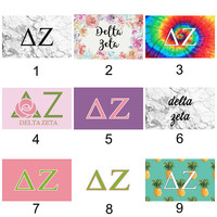 Delta Zeta Sorority 3' x 5' Flags
