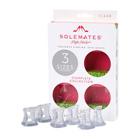 Solemates High Heeler® Complete Collection Clear - Zappos.com Free Shipping BOTH Ways
