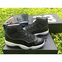 Air Jordan 11 Space Jam Aj11 Sport Basketball Shoes