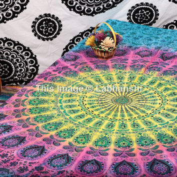 Tapestries Tapestry , Mandala Tapestries , Wall Hanging , Tie dye Tapestries , Wall tapestries , Hippie tapestry Dorm decor