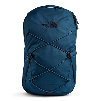 The North Face Jester Backpack Blue Wing Teal