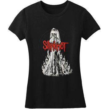 Slipknot  Junior Top Black