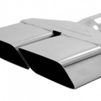 MBRP® - T304 Stainless Steel Rectangle Tip