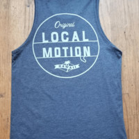 "Local Motion ""Grill"" Men's Tank Top"