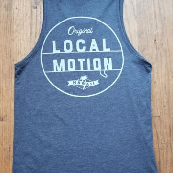 """Local Motion """"Grill"""" Men's Tank Top"""