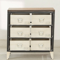 Mini Industrial Storage Dresser | Urban Outfitters