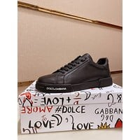 DG  Men Fashion Boots fashionable Casual leather Breathable Sneakers Running Shoes0507pp