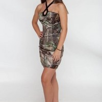 Budget Price Camo Dresses Camouflage Prom Wedding Homecoming Formals