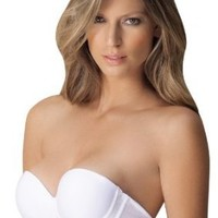 Laura Women's High Quality Strapless Non-slip Band Bra SL101051