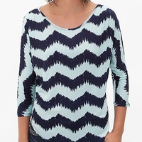 Papermoon Chevron Shirt