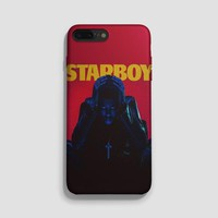 The Weeknd Starboy iPhone 7 Case