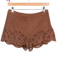 Flirty Mini Shorts