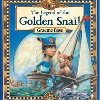 The Legend of the Golden Snail Hardcover – October 1, 2010