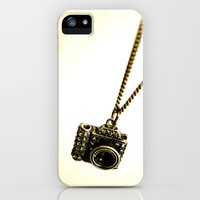 Camera iPhone Case by Rsquared