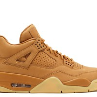 "AIR JORDAN 4 RETRO PREMIUM ""PINNACLE ""WHEAT""BASKETBALL SNEAKER"