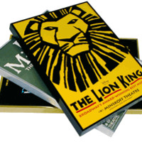 The Lion King the Musical Broadway Poster