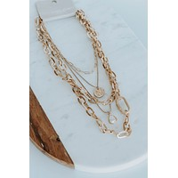 Lou Lou Chain Pendent Necklace