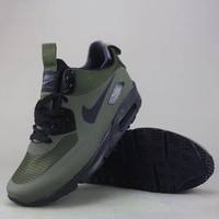 Nike Air Max 90 Mid Wntr Fashion Casual Sneakers Sport Shoes-2