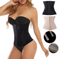 X Hot Fashion Slimming Body Waist Shaper Training Tummy Tight Cincher Girdle Corset Underbust Black Beige Plus SIZE M L XL 2XL