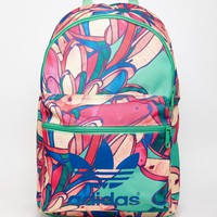 adidas Originals x Farm Banana Print Backpack
