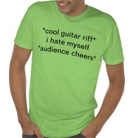 stage presence tee shirts from Zazzle.com