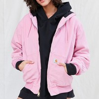 Vintage Carhartt Pink Jacket - Urban Outfitters