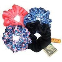 The Pocket Scrunchie