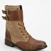 Wanted Tucson Buckle-Strap Combat Boot