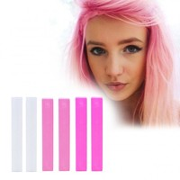 BARBIE - Hot Pink Hair Dye - HairChalk set of 3