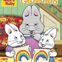 Max & Ruby-Visit With Grandma (Dvd W/Mommy Loves You Notes)-Nla