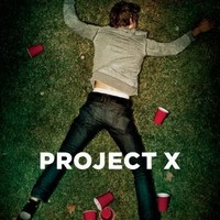 PROJECT X 27X40 ORIGINAL D/S MOVIE POSTER