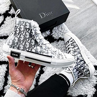 Dior Sneaker Sneakers Transparent Plastic Skate Shoes Women Men Shoes