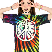 PEACE KEEP WATCH GID TEE