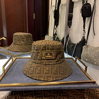 FENDI FF Retro Bucket hat